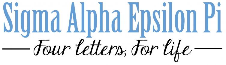 Sigma Alpha Epsilon Pi